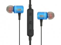 Bluetooth гарнитура спортивная VIXION SQ5 (синий)